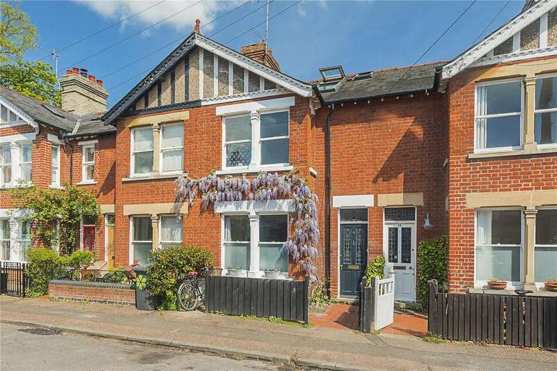 4 Bedrooms Terraced House for sale in Marlowe Road, Cambridge, CB3