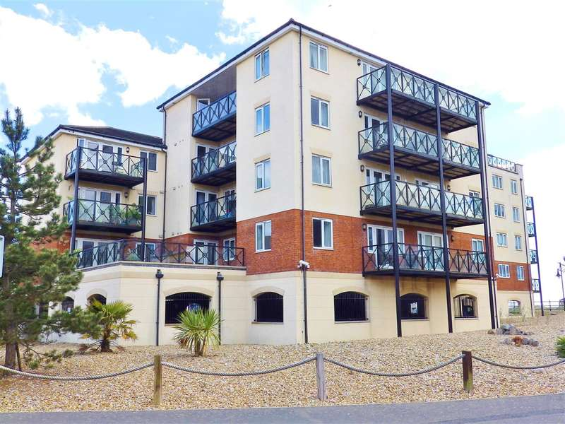 2 Bedrooms Apartment Flat for sale in Vega House, Macquarie Quay, Eastbourne