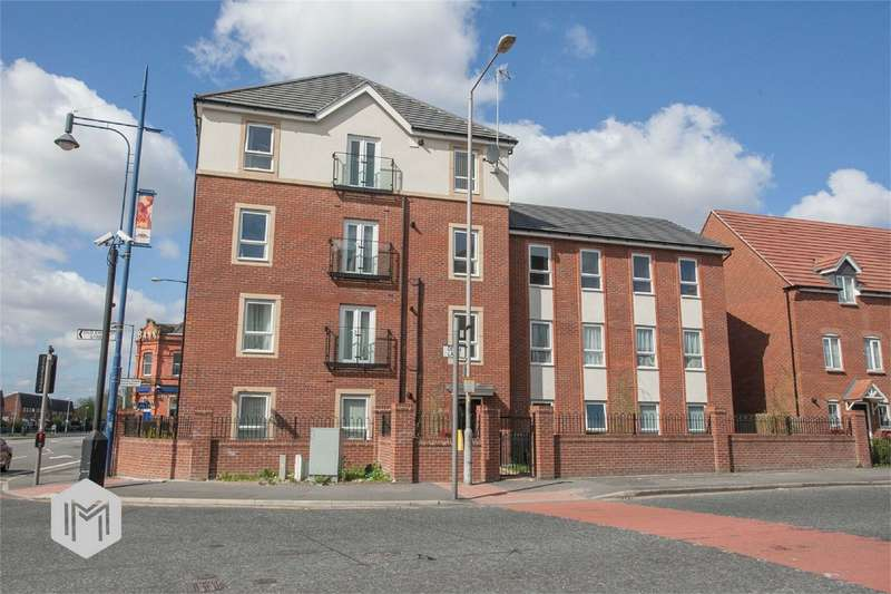 2 Bedrooms Flat for sale in Dean Lane, Newton Heath, Manchester