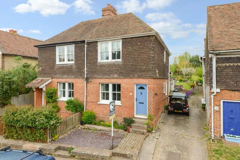 2 Bedrooms Semi Detached House for sale in Bridge Street, Wye, Ashford, TN25