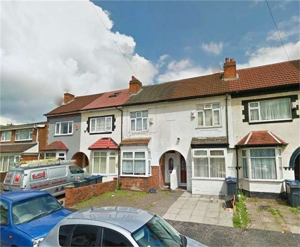 3 Bedrooms Terraced House for sale in Bromyard Road, Birmingham, West Midlands