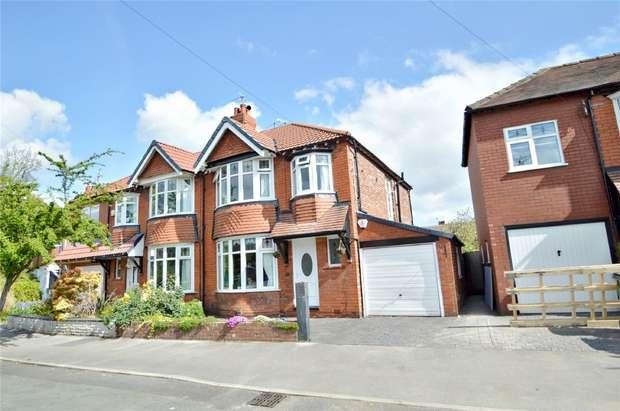 3 Bedrooms Semi Detached House for sale in Edmonton Road, Woodsmoor, Stockport, Cheshire