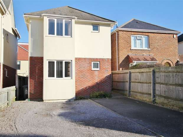 3 Bedrooms Detached House for sale in Garland Road, Heckford Park, POOLE, Dorset