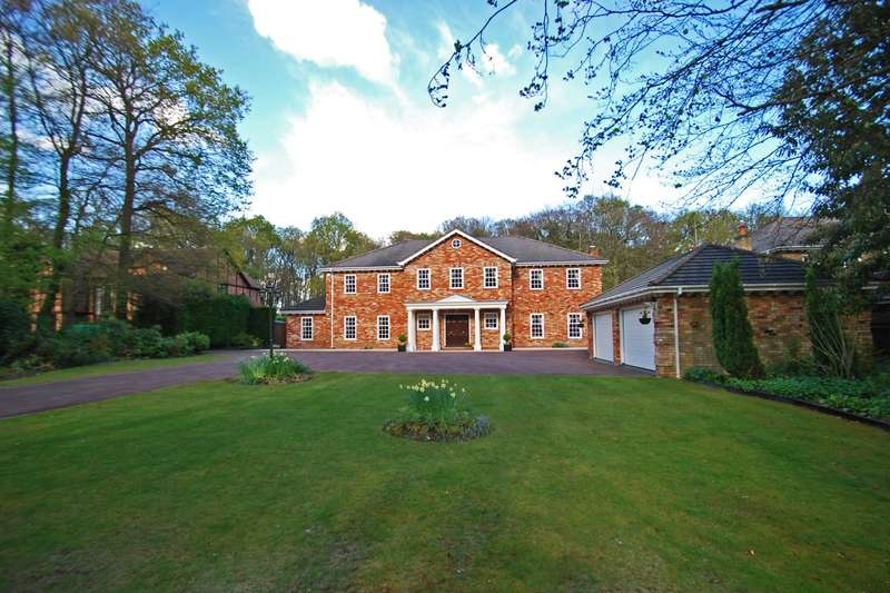 5 Bedrooms Detached House for sale in Old Long Grove, Seer Green, Beaconsfield, HP9
