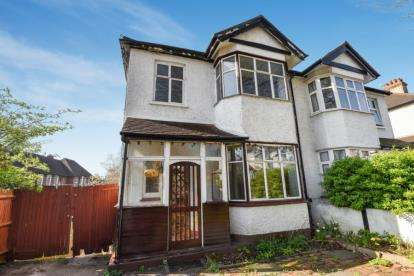 3 Bedrooms Semi Detached House for sale in Nightingale Lane, Bromley