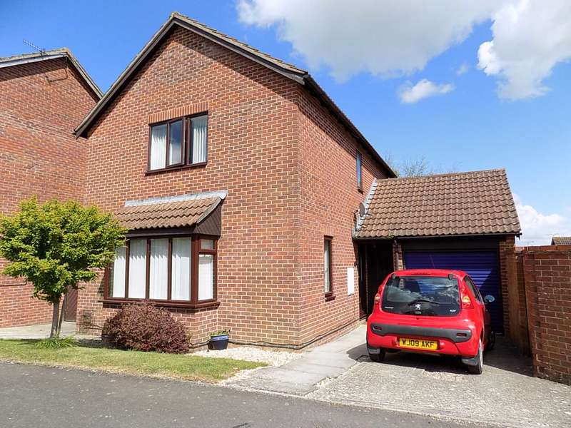 3 Bedrooms Link Detached House for sale in Beasley Court, Chard
