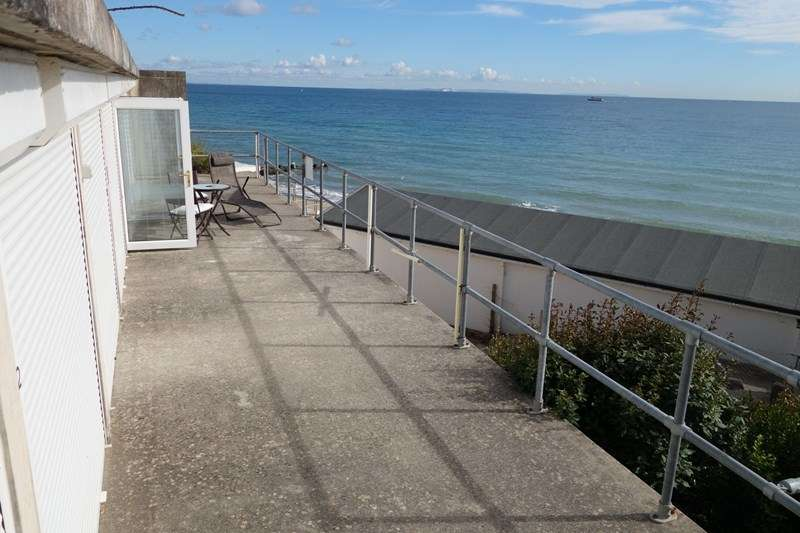 Terraced Bungalow for sale in Beach Cabin, North Swanage