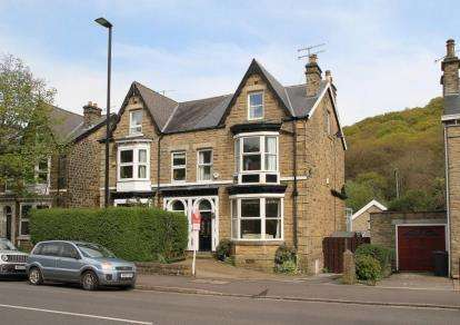 5 Bedrooms Semi Detached House for sale in Abbeydale Road South, Dore, Sheffield, South Yorkshire
