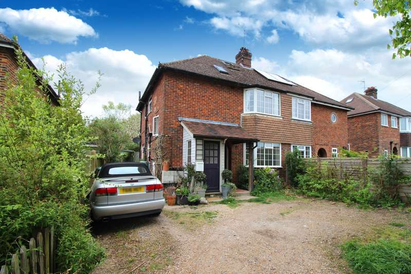 1 Bedroom Maisonette Flat for sale in Gorings Mead, Horsham