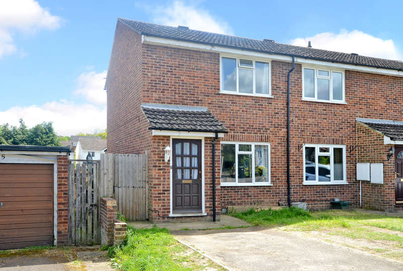 2 Bedrooms End Of Terrace House for sale in Wordsworth Avenue, Yateley
