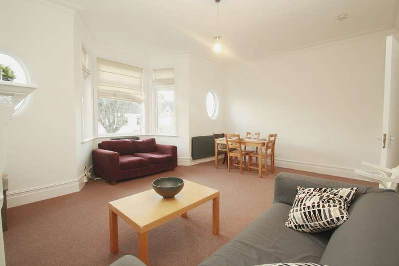 3 Bedrooms Flat for sale in Hanover Road, Kensal Rise NW10