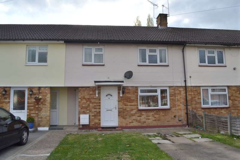 3 Bedrooms Terraced House for sale in Whitwell Road, Garston, Watford