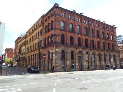 2 Bedrooms Flat for sale in The Arthouse, 43 George Street, Manchester, Greater Manchester