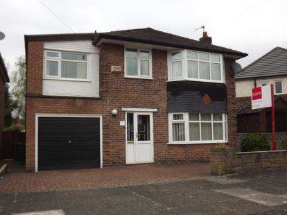 4 Bedrooms Detached House for sale in Marlborough Drive, Heaton Chapel, Stockport, Cheshire