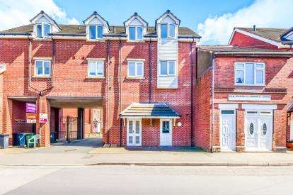 2 Bedrooms Flat for sale in Cobden Street, Darlaston, Wednesbury, West Midlands