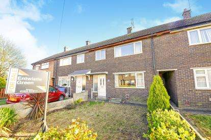 3 Bedrooms Terraced House for sale in Sycamore Road, Runcorn, Cheshire, WA7