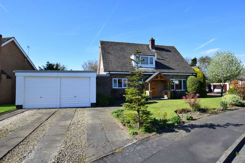 4 Bedrooms Detached House for sale in Manor Way, Wrea Green