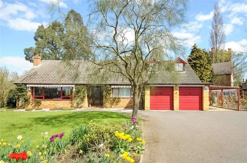 5 Bedrooms Bungalow for sale in Harefield Road, Uxbridge, Middlesex, UB8