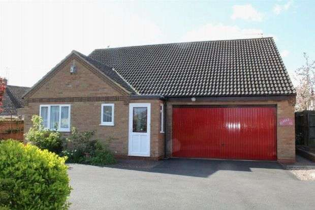 3 Bedrooms Detached Bungalow for sale in Churchcroft, Roade, Northampton NN7 2PG
