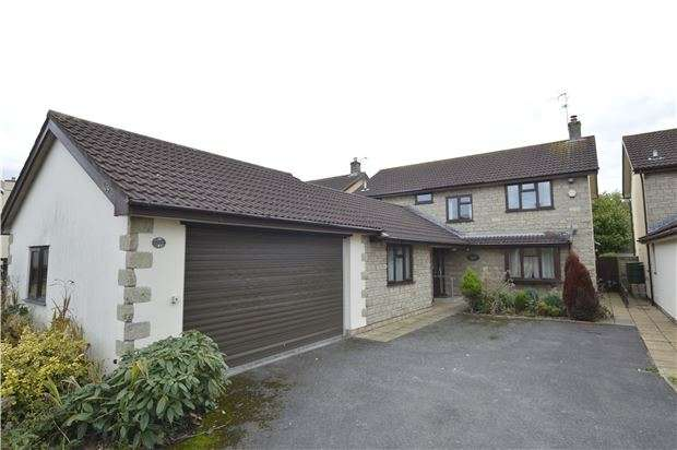 4 Bedrooms Detached House for sale in North Road, Yate, BRISTOL, BS37 7LG