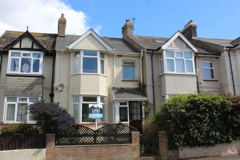 3 Bedrooms Terraced House for sale in Greenway Lane, Budleigh Salterton