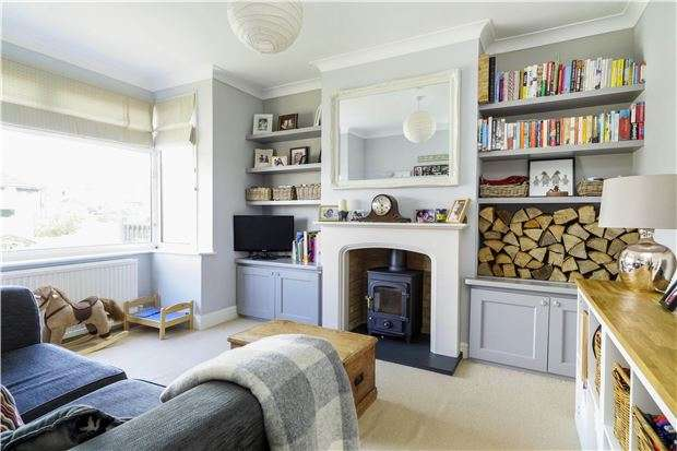3 Bedrooms Terraced House for sale in Croft Road, BATH, Somerset, BA1