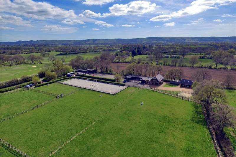 3 Bedrooms Equestrian Facility Character Property for sale in Spatham Lane, Ditchling, East Sussex, BN6