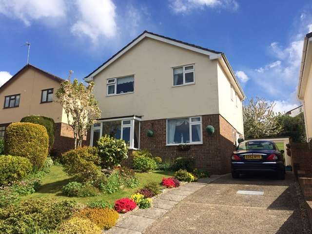 3 Bedrooms Detached House for sale in Haydons Park, Honiton