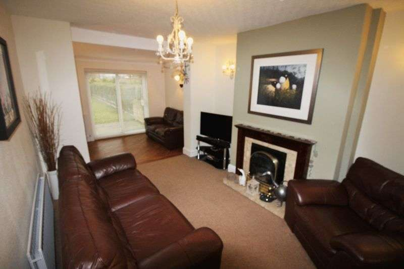 3 Bedrooms Semi Detached House for sale in Gatherley Road, Richmond