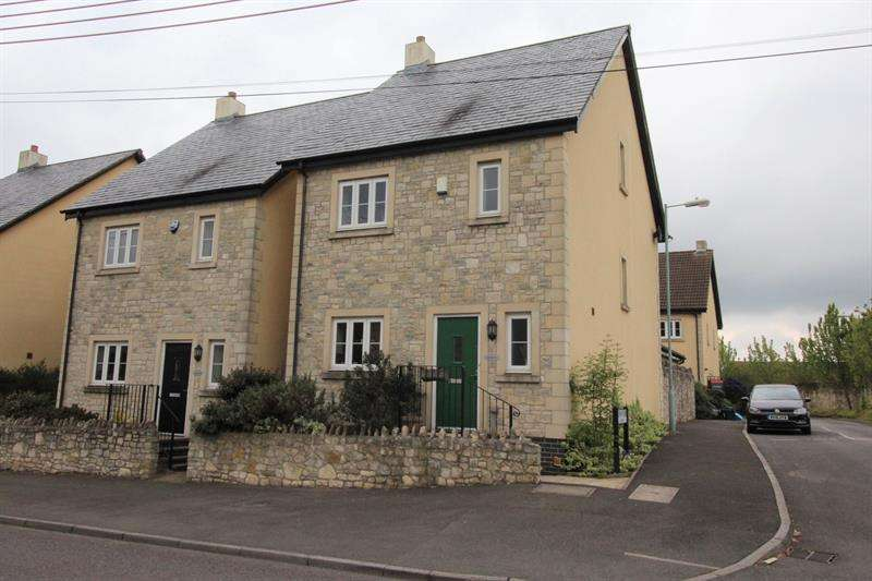 4 Bedrooms Detached House for sale in Winterfield Road, Paulton, Bristol