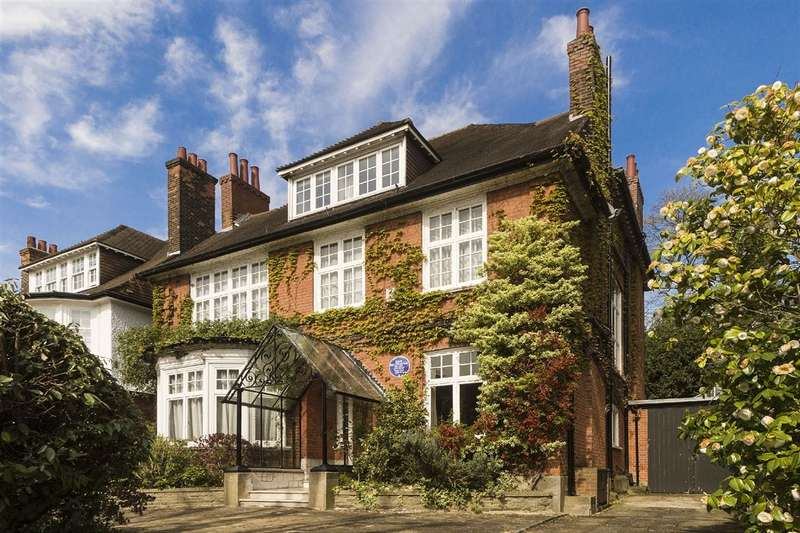 7 Bedrooms Detached House for sale in Ferncroft Avenue, Hampstead, NW3