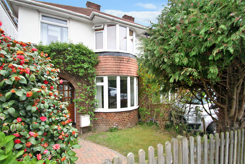 3 Bedrooms Semi Detached House for sale in High Brooms Road