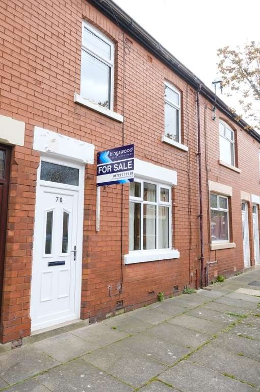 3 Bedrooms Terraced House for sale in Murdock Avenue, Ashton-on-Ribble, Preston, PR2