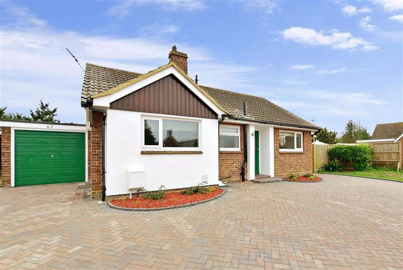 2 Bedrooms Detached Bungalow for sale in Palmarsh Avenue, Hythe, Kent