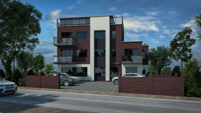 2 Bedrooms Flat for sale in Pickford Lane, Bexleyheath