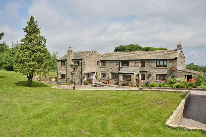 5 Bedrooms Farm House Character Property for sale in Greenhow Hill, Harrogate