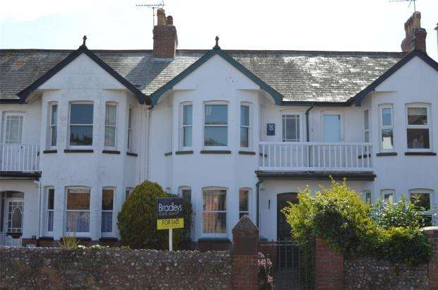 3 Bedrooms Terraced House for sale in Vicarage Road, Sidmouth, Devon