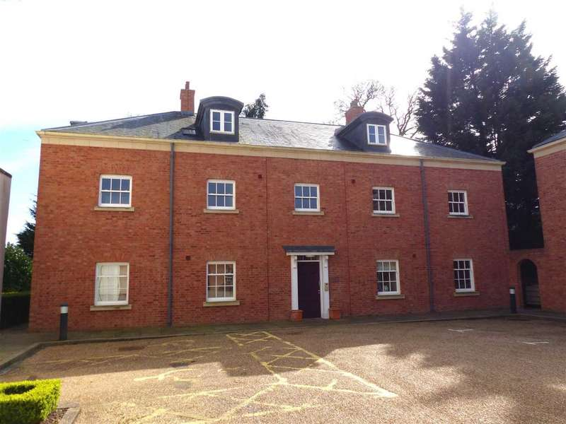 3 Bedrooms Apartment Flat for sale in The Coach House, The Mount, Chepstow