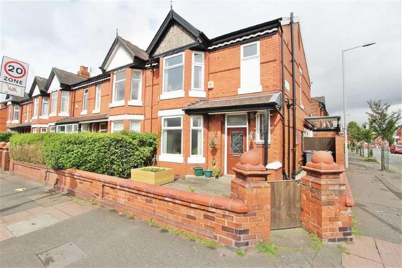 3 Bedrooms End Of Terrace House for sale in Platt Lane, Fallowfield, Manchester, M14