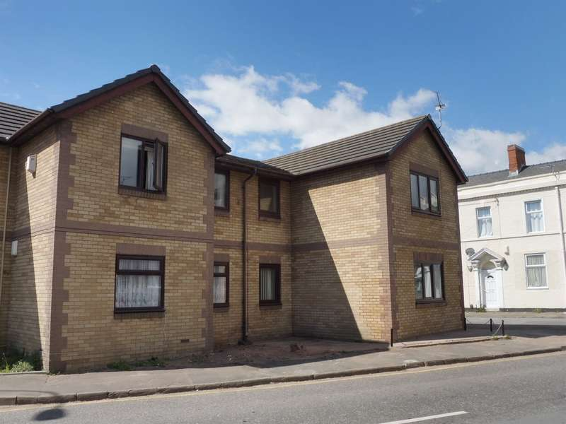 2 Bedrooms Ground Flat for sale in Moira Street, Cardiff