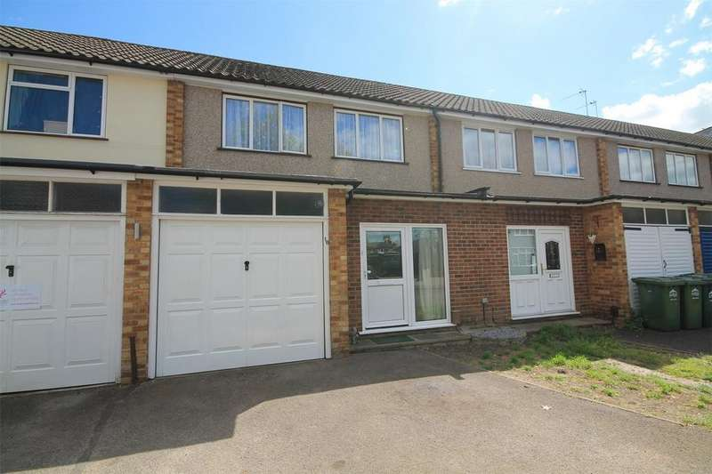 2 Bedrooms Terraced House for sale in Maxwell Road, Ashford, Surrey