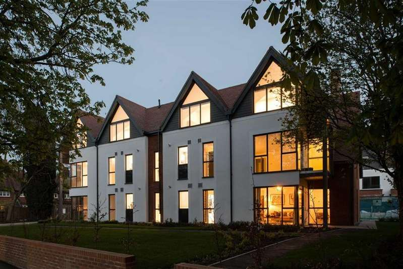 2 Bedrooms Flat for sale in Catherines Walk, Chestnut Avenue, Guildford, Surrey, GU2