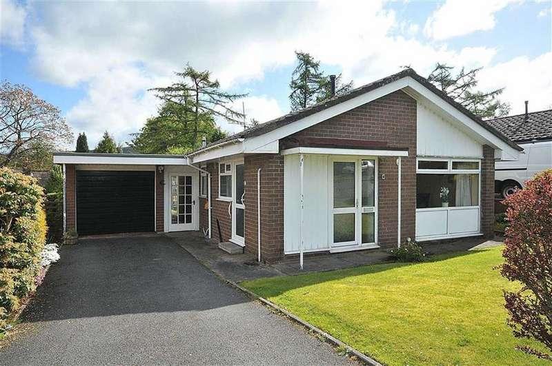 2 Bedrooms Detached Bungalow for sale in Fitzwilliam Avenue, Sutton Lane Ends, Macclesfield