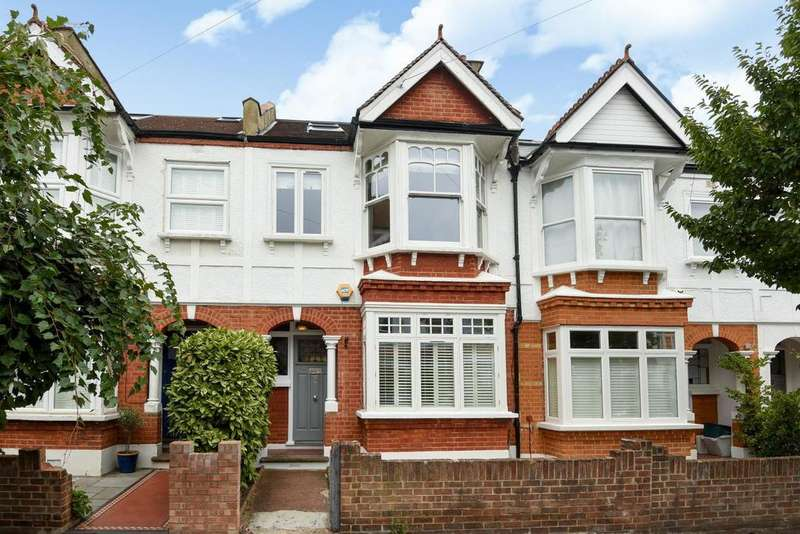 4 Bedrooms Terraced House for sale in Durnsford Avenue, Wimbledon Park, SW19