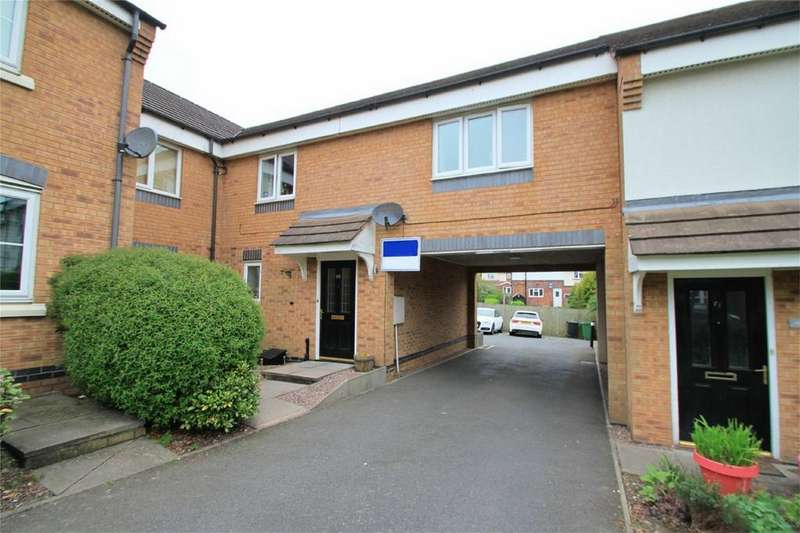 2 Bedrooms Flat for sale in Attingham Drive, DUDLEY, West Midlands