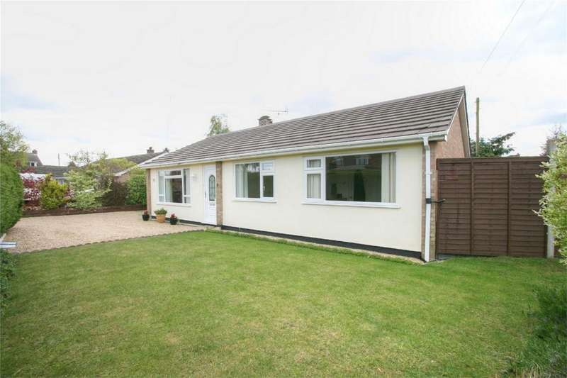 3 Bedrooms Detached Bungalow for sale in The Pyghtle, NR16 2NL, East Harling, NORWICH, Norfolk