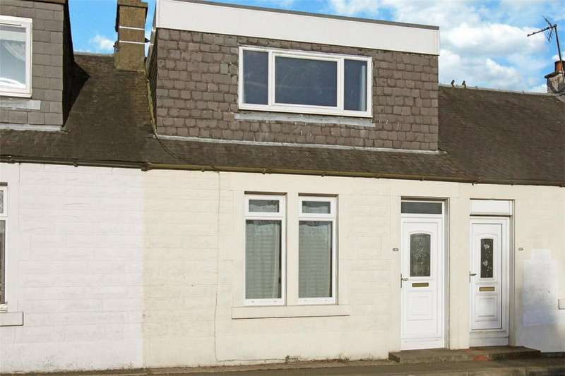 2 Bedrooms Terraced House for sale in 185 West Main Street, Broxburn, West Lothian, EH52