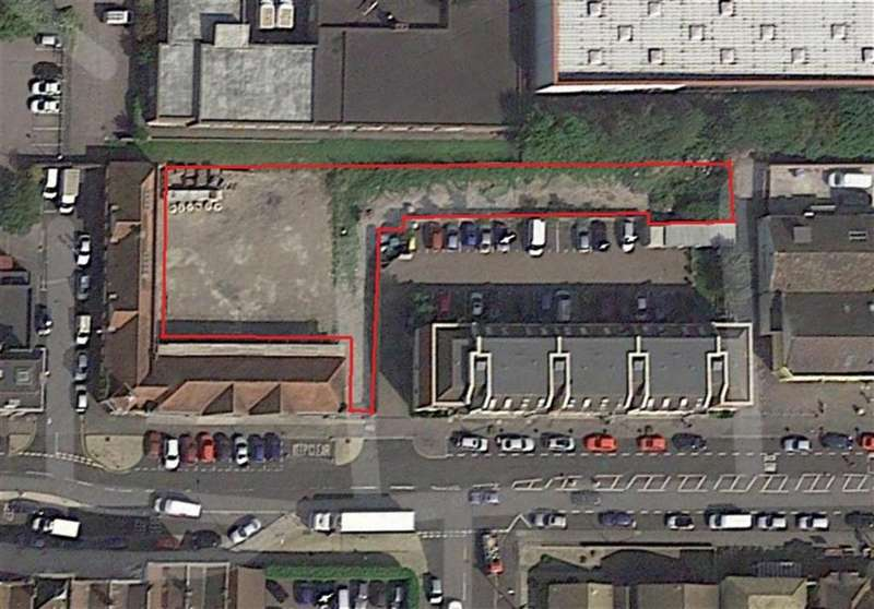 Land Commercial for sale in Avonmouth Road, **SOLD AT MAGGS ALLEN APRIL AUCTION**, Bristol