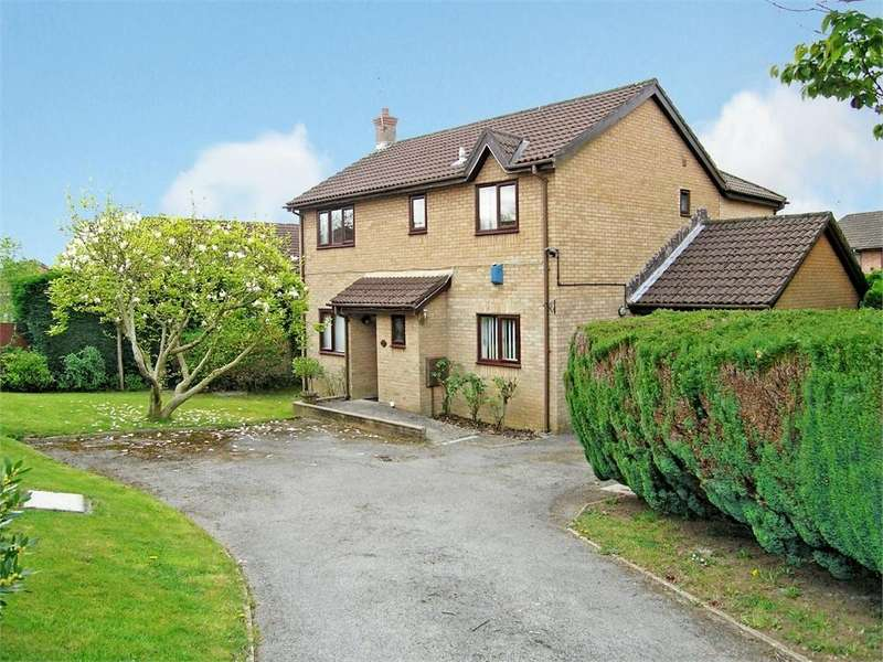 4 Bedrooms Detached House for sale in Brookvale Drive, Thornhill, Cardiff