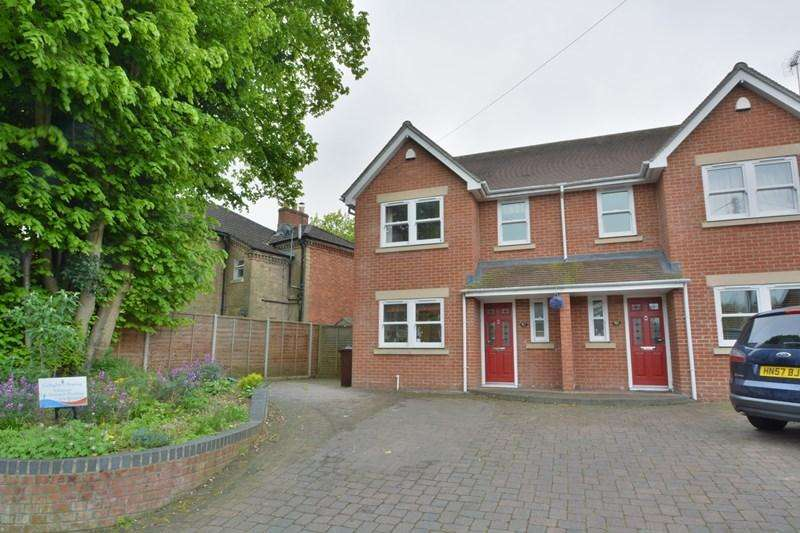 3 Bedrooms Semi Detached House for sale in Junction Road, Andover
